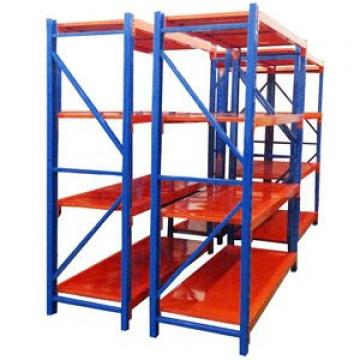 Customized 1000kg metal tire powder coated pallet shelves