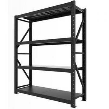 Industrial Heavy Duty Iron Shelf Steel Warehouse Storage Systems Metal Pallet Rack