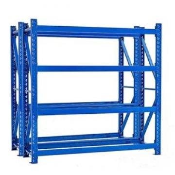 Industrial Customized Powder Coated Lumber Pallet Storage Warehouse Rack for furniture