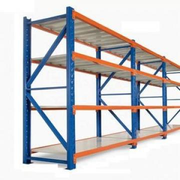 Industrial durable adjustable metal warehouse racks storage