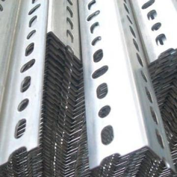 ASTM A572 Gr60 Gr50 A36 Galvanized Slotted Ms Steel Angle Bar Perforated Iron L Section