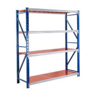 Industrial Supermarket Warehouse Folding Metal Cage Storage Container Rack