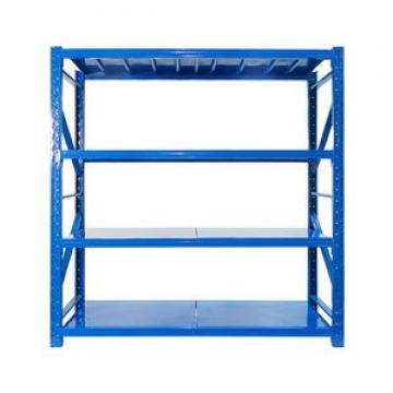 Powder Coated Warehouse Storage Steel Stacking Heavy Duty Selective Pallet Racking Shelf