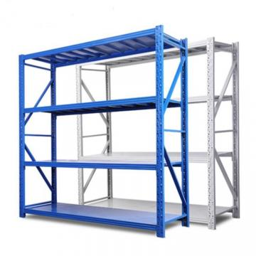 Blue 200kg per layer light duty warehouse storage assemble metal boltless shelving steel rack