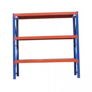 Small parts storage system shelves metal shelving